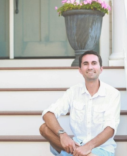 At Home with Michael Page ~ Hingham Anchor