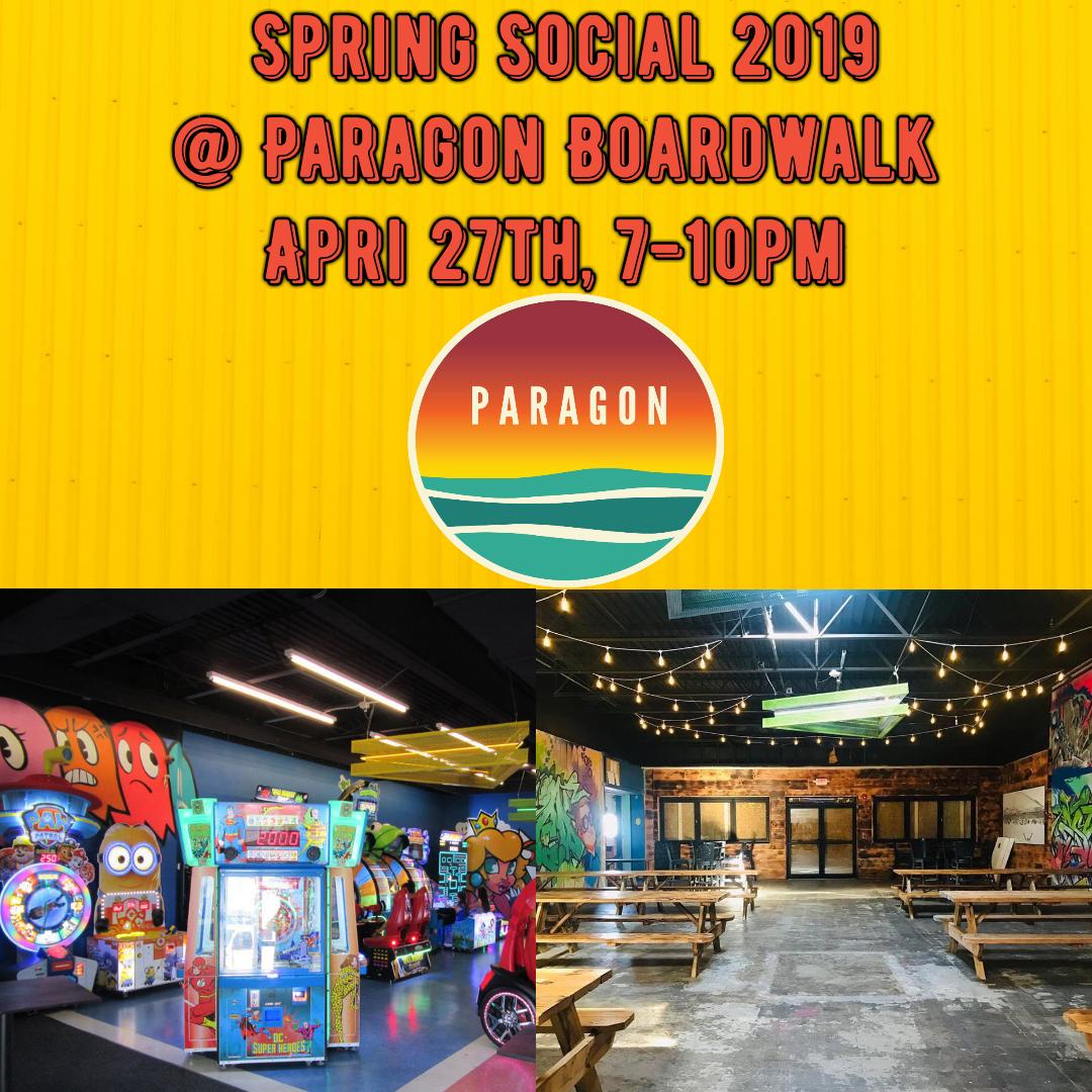 Paragon spring social