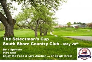 The Selectman's Cup & Auction @ South Shore Country Club