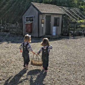 May Preschool Farm Explorers @ Weir River Farm