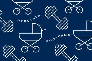 Derby Street Sweat: Oh Baby Stroller Bootcamp @ The Derby Street Shops Greenway