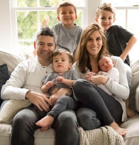 b cav family photo