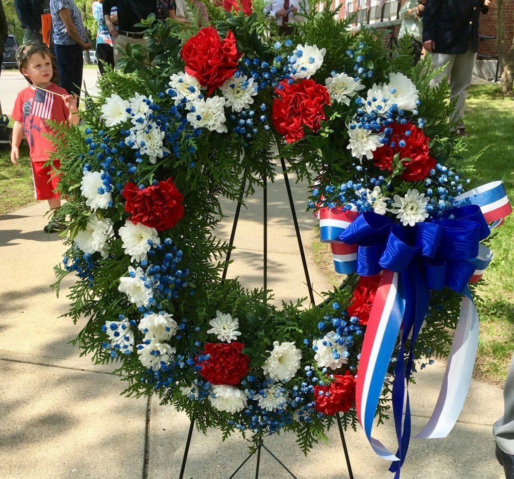 Photo courtesy of Hingham Veterans Services