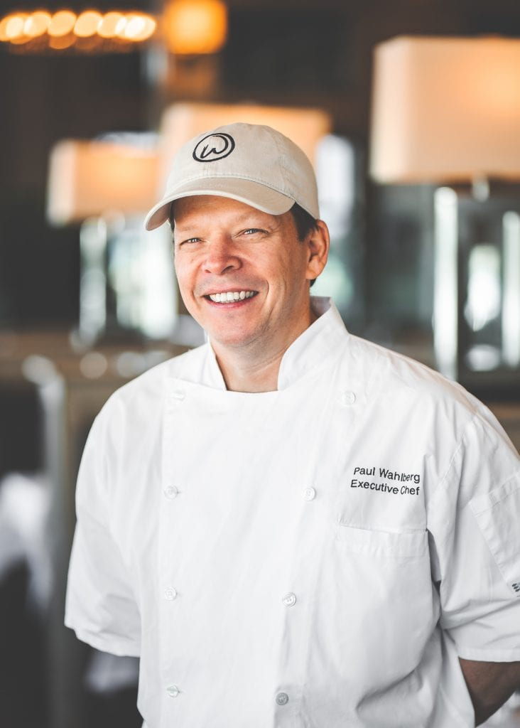 Paul Wahlberg, Founder and Executive Chef of Alma Nove. Photo by Derrick Zellmann