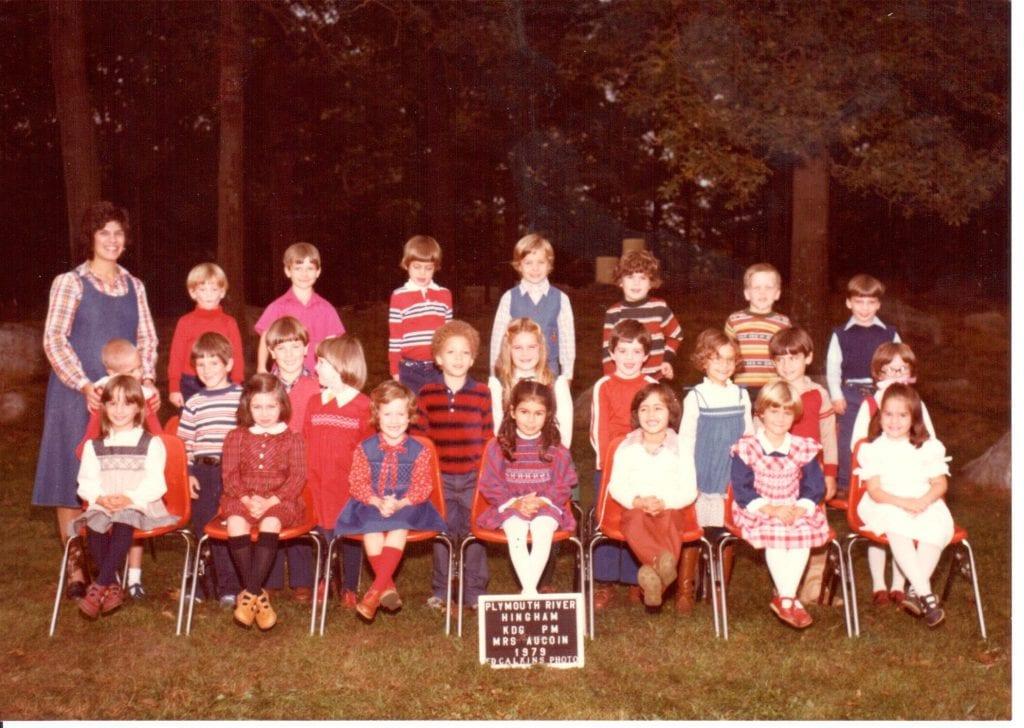 Joan Kilban's PRS Kindergarten Class 1979-1980
