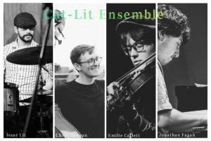 Virtual Concert: The Cat-Lit Ensemble! @ Virtual
