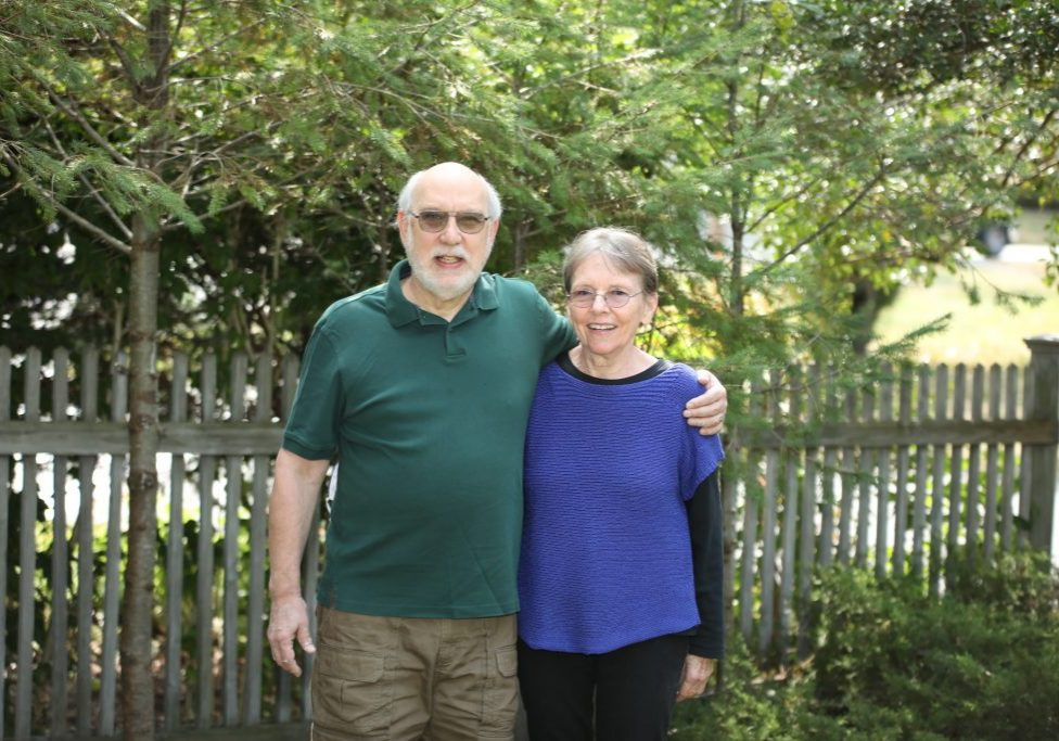 John and Margaret tell their story of how ordinary Hingham folks can do their part to reduce the impact of climate change.