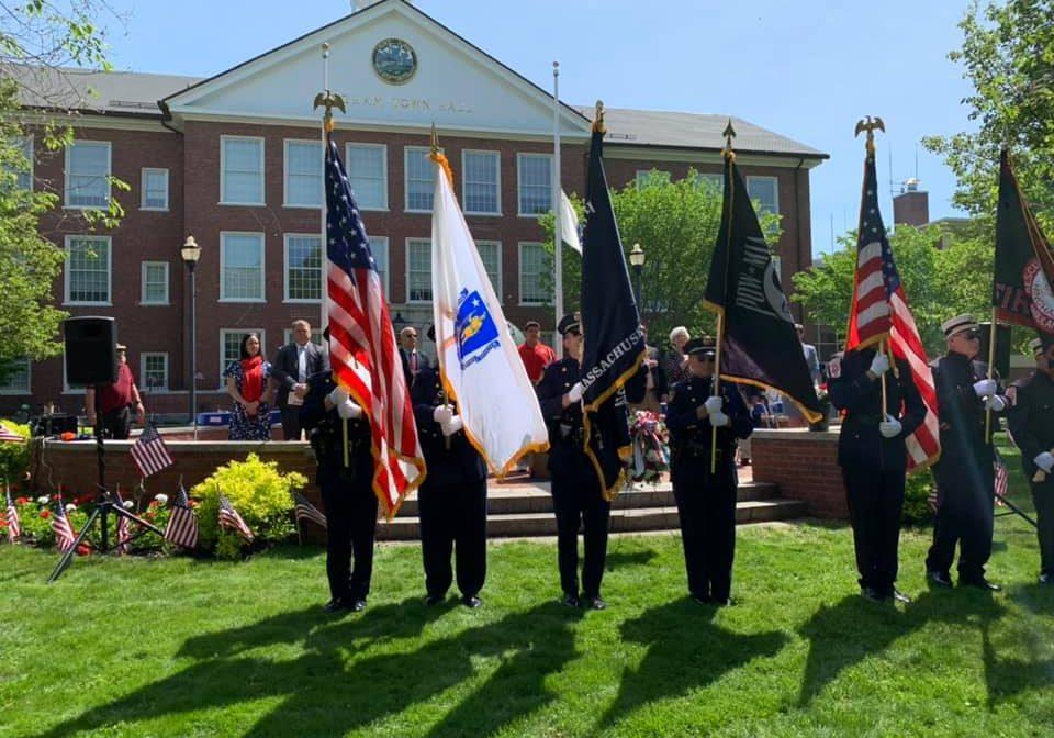 Hingham Veterans Image